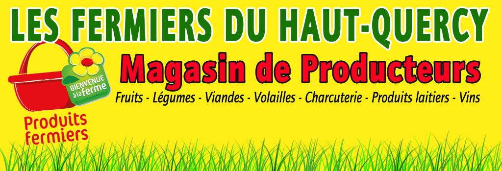 Les fermiers du Haut Quercy